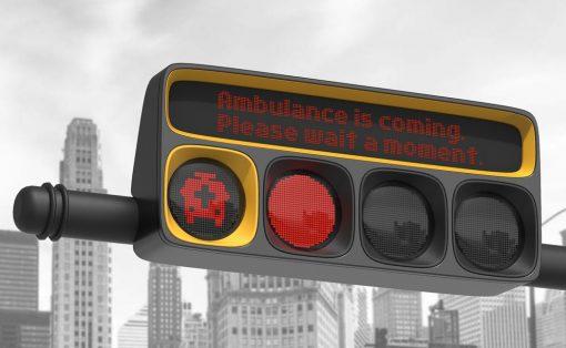 ambulance_traffic_system_layout