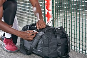 The Activcargo Tribal is Half Sports Bag, Half Gym Locker
