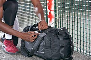 The Activcargo Tribal is Half Sports Bag, Half Gym Locker