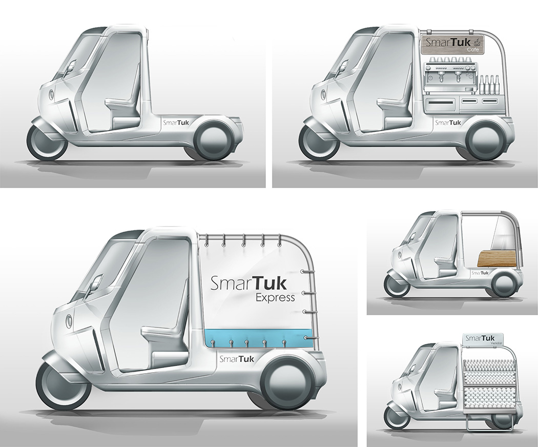 The Tuk Tuk of Tomorrow