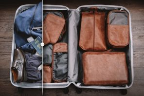 Packing Just Got Easier with This Set Of Travel Organisers!