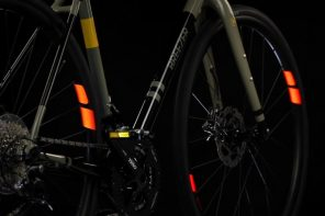 Flectr's Award-winning bike-reflectors are back with color variants!
