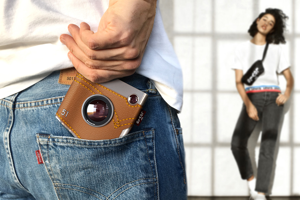 Levis 51 Digital Camera Pays Tribute To The Jeans