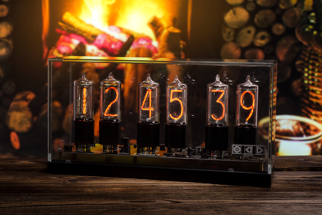 Millclock company plans to mass-produce Nixie Tubes for