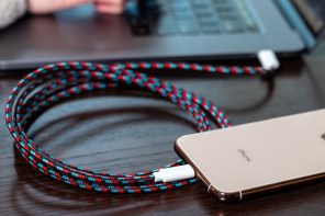 This USB-C To Lightning Cable Gives Your Apple Device Superpowers