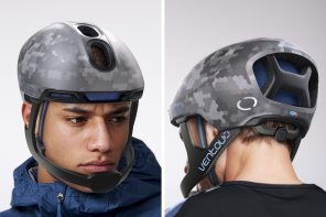 The Ultimate Cycling Helmet?!