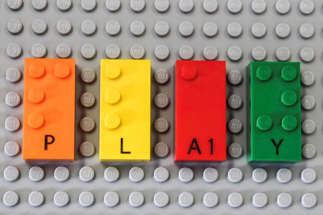 These LEGO bricks are designed to teach kids Braille