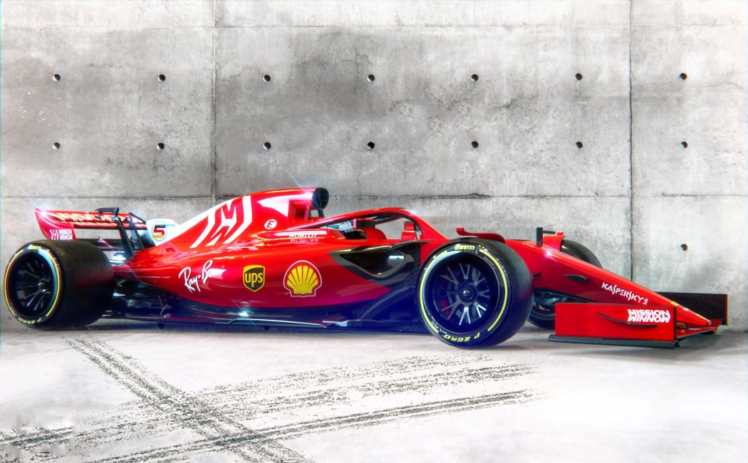 A transport designer imagines what F1 cars in 2021 will ...