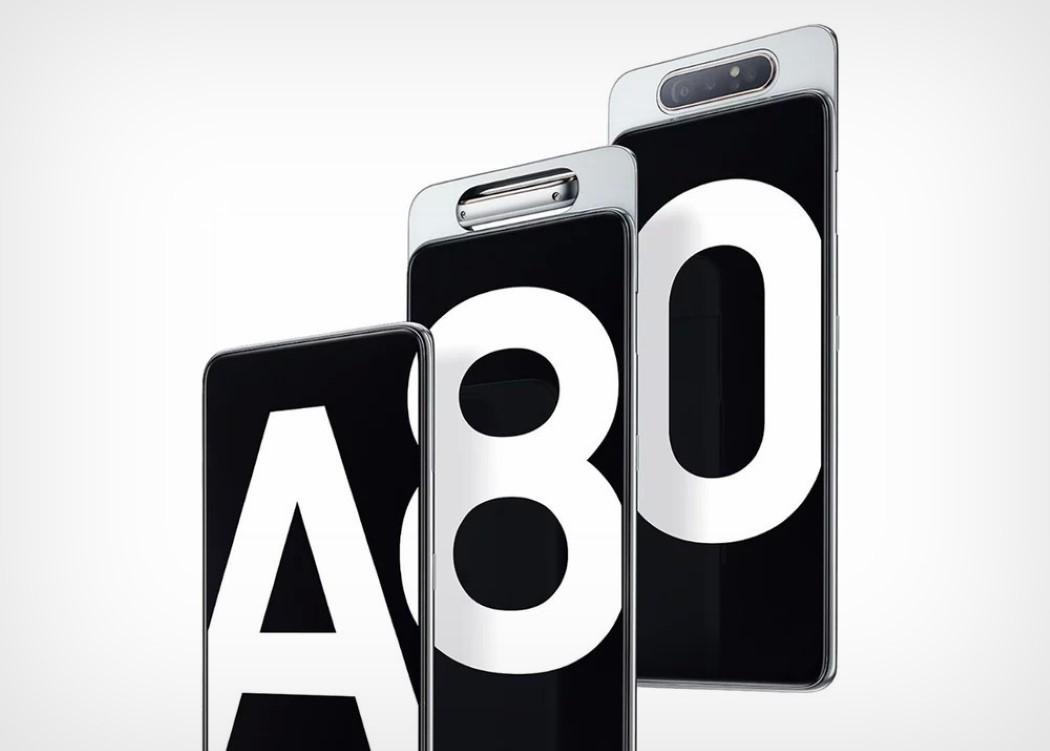 Samsung's latest attempt at a bezel-less phone involves rotating cameras