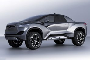 This Tesla Pickup Concept is 'driving' me crazy!