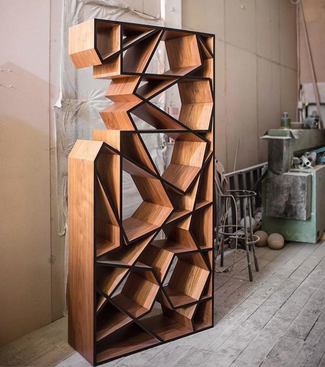 Bookshelf Designs As Unique As You Are Yanko Design