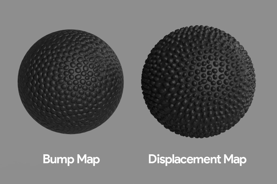 Creating realistic textures with displacement maps in Keyshot 8