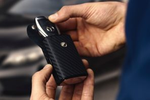 This RFID-blocking key-fob case works like a faraday cage to protect your car from theft