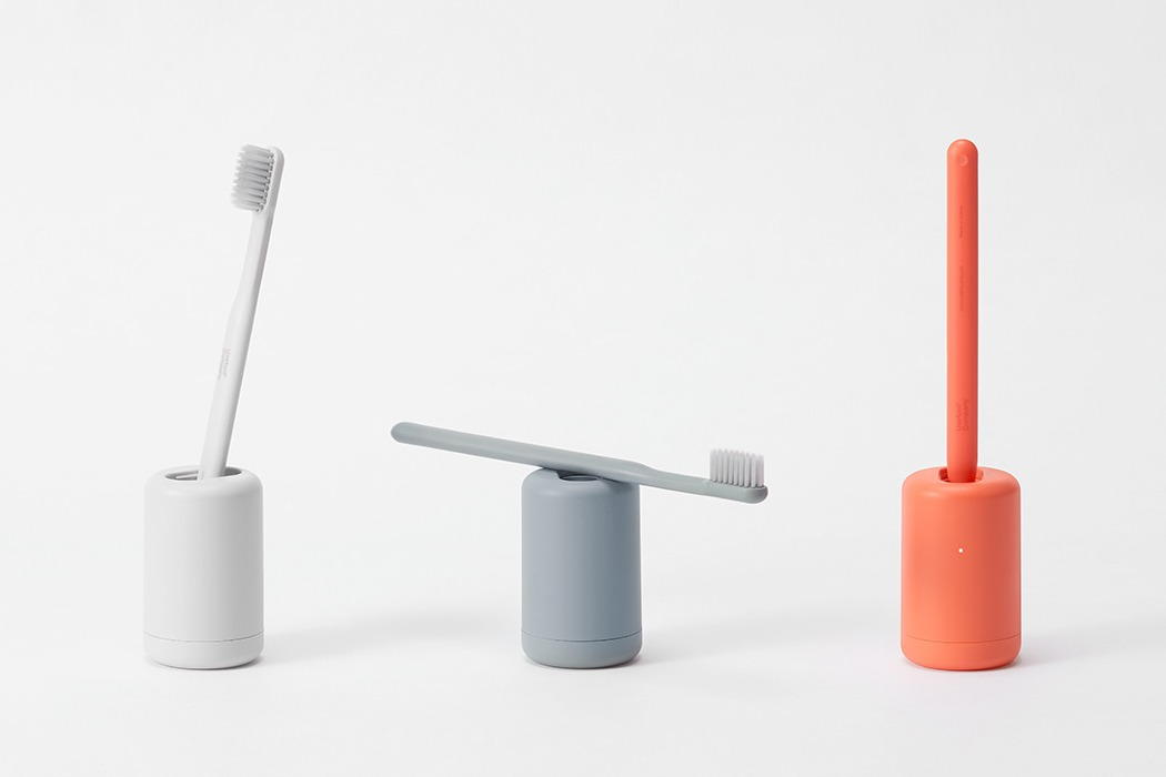 Usetool S Minimal Toothbrush Holds A