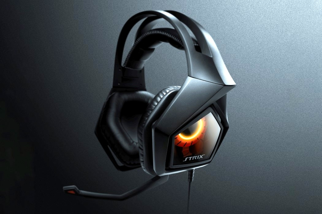 These Menacing-looking Gaming Headphones Will Put The Fear