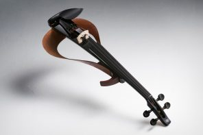 Yamaha's uniquely designed e-violin is all about the flair of the performance!