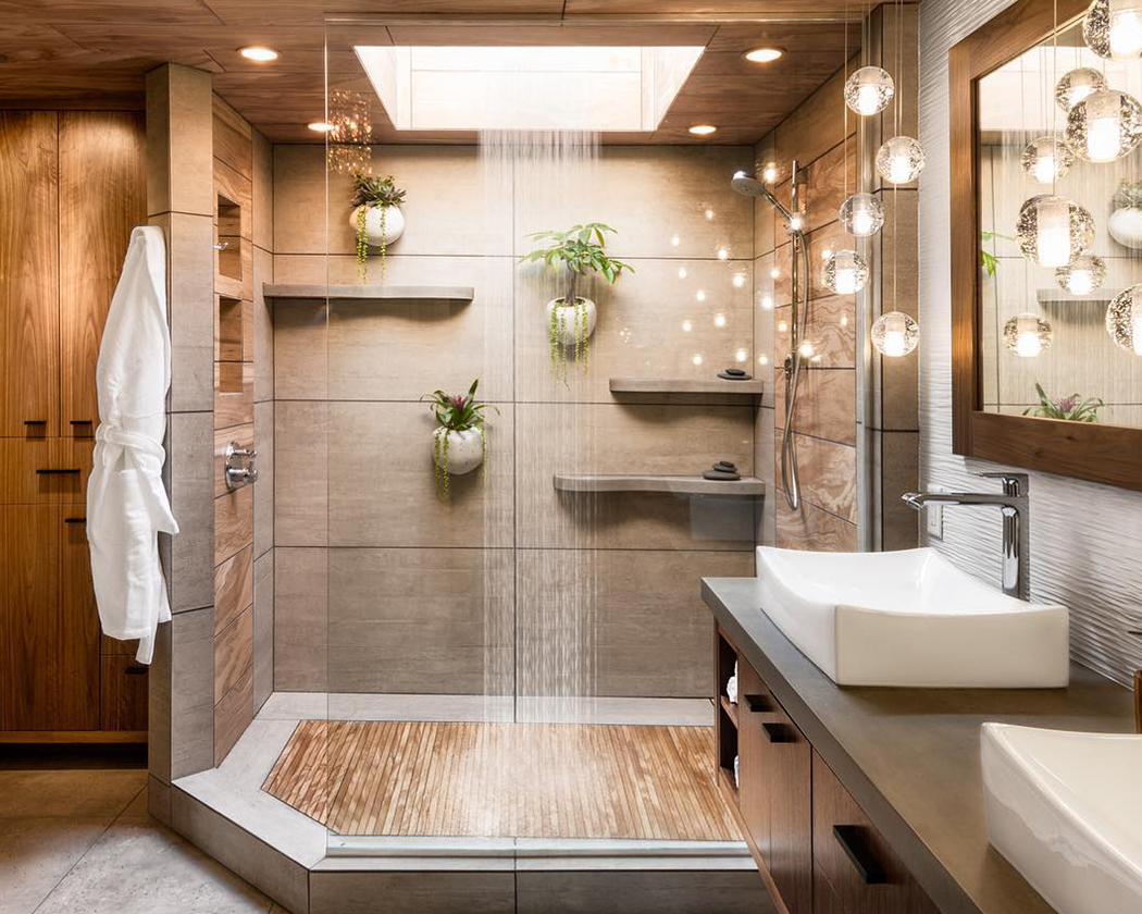 Bathroom Designs That You Can Escape To!