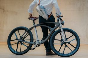 Add eco-friendly traveler to your resume with these unique bicycle designs