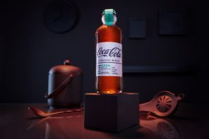 Coca-Cola's newest drinks come packaged in the company's historic 1894 bottle