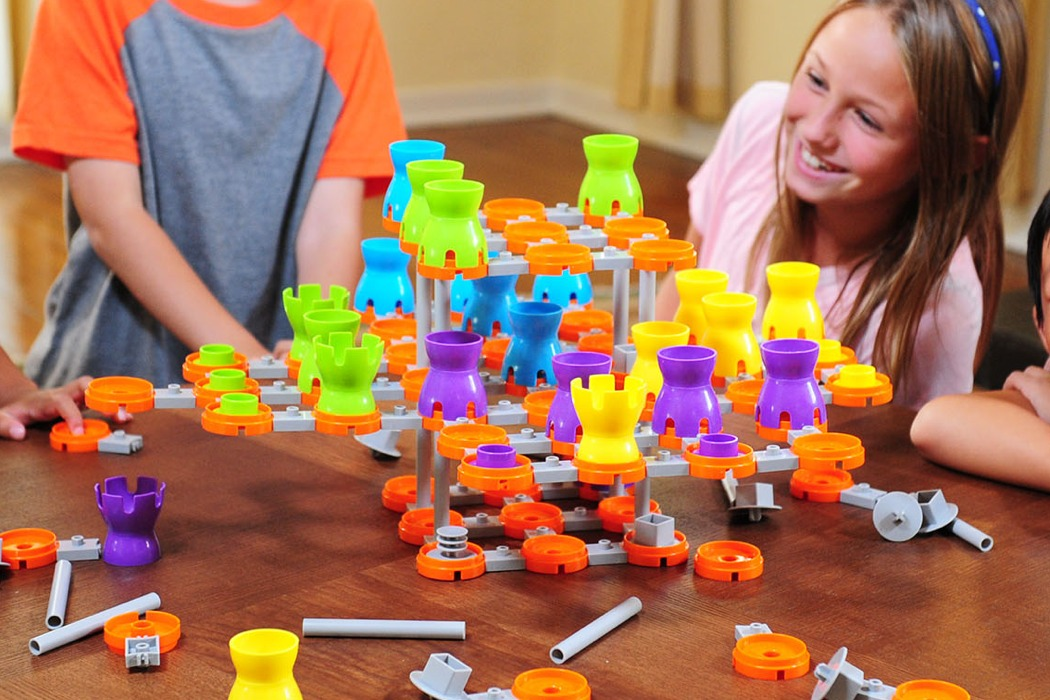 Tired of 2D board games? Gridopolis lets you build your own three-dimensional playing space!