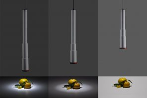 The telescopic Magellano lamp will enlighten you!