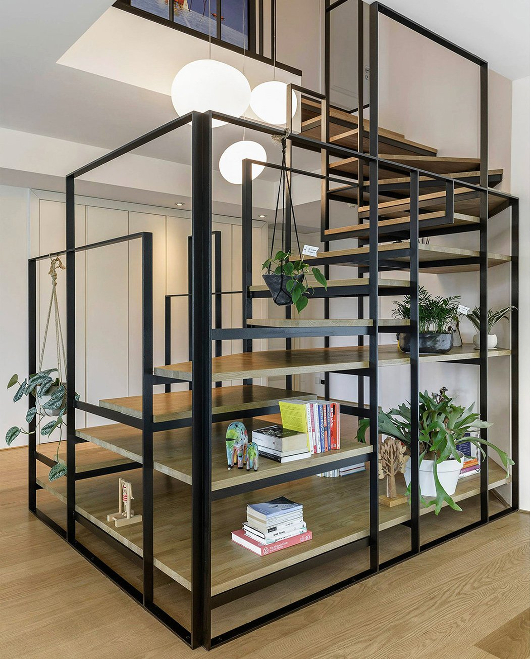 Creative Staircase Design Ideas: Staircase Designs That Will Uplift Any Space: Part 2