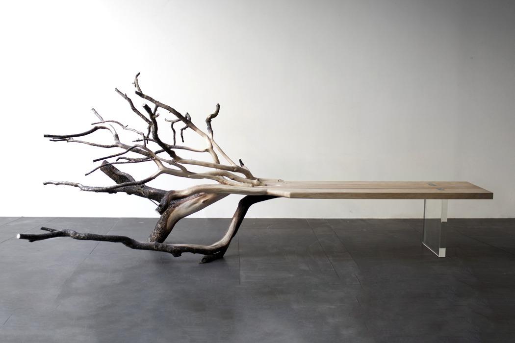 Bench Designs Reinterpreted For The Modern Times Yanko Design