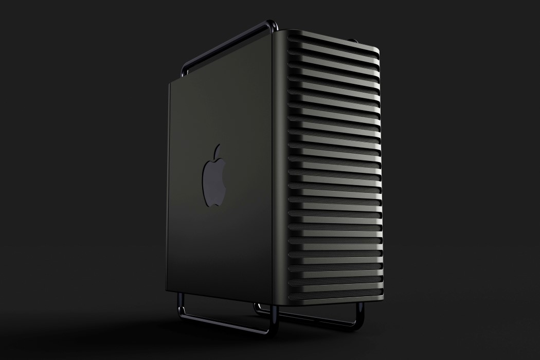 New Mac Pro 2020 One designer went and redesigned the cheese grater Mac Pro | Yanko