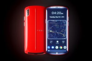 I wouldn't put it past Elon Musk to release a Tesla Phone