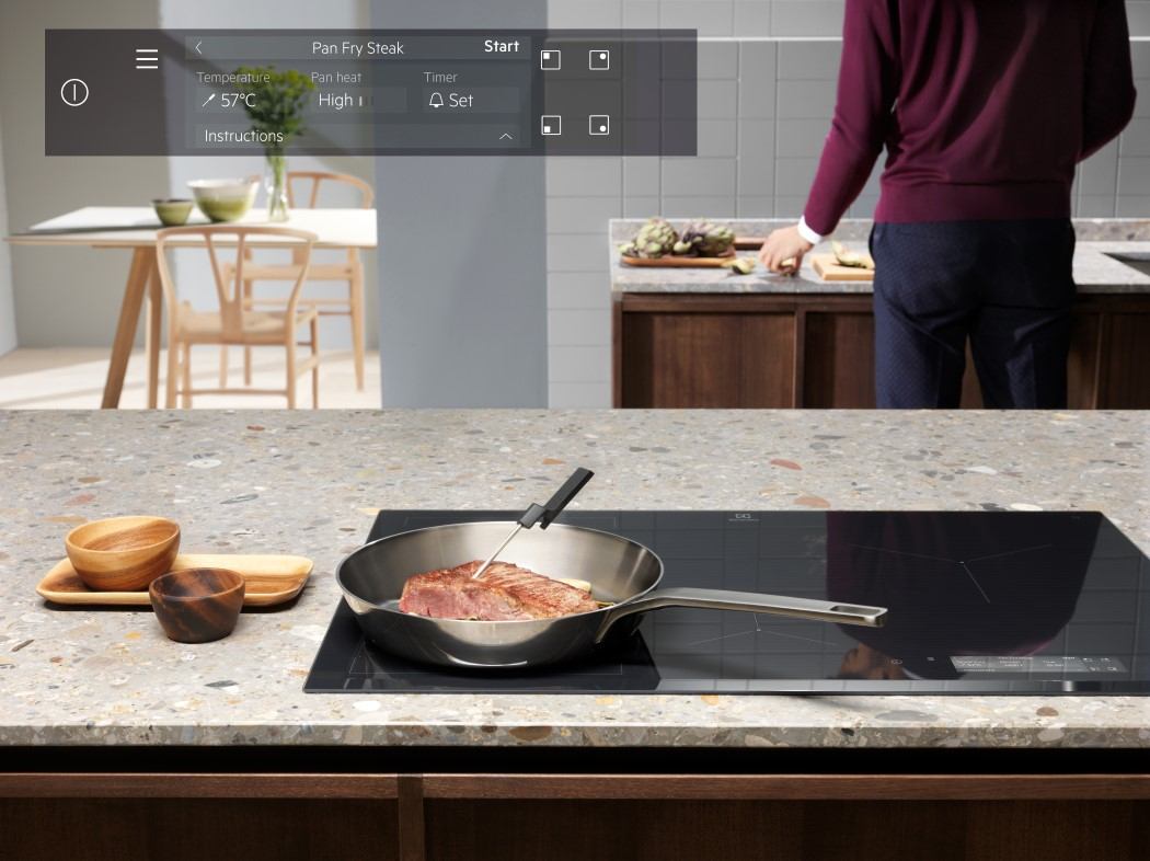 Admirable Kitchens And Homes Of The Future Everything In Store At Home Interior And Landscaping Palasignezvosmurscom