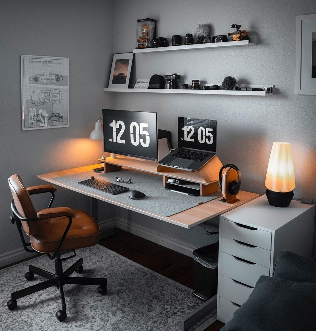 - Desk Setups That Maximize Productivity: Part 2 Yanko Design