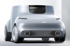 Honda's autonomous concept gives you a spacious view of the sky while you lounge within it