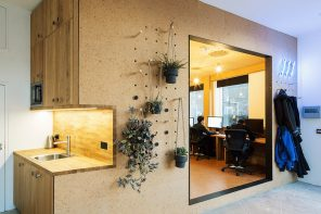 Office spaces designed to de-stress and bring joy to the workplace!