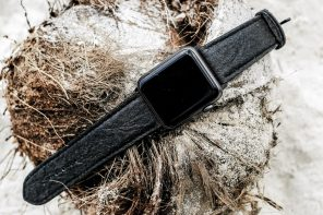 Pineapples – the secret sauce for Vegan Apple Watch Straps