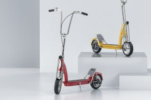 All the vintage charm of the BMX redesigned for the urban rider!