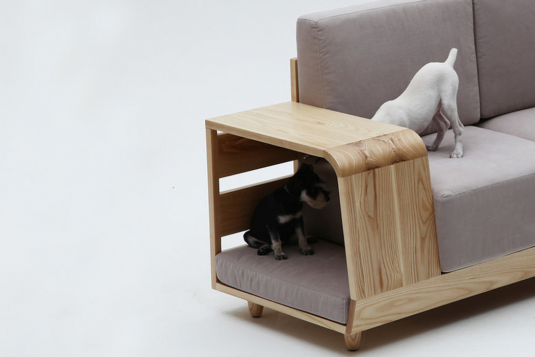 A Pet Friendly Sofa Made Just For You