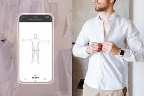 This fashion brand uses A.I. and 3D scanning to tailor clothes to perfectly fit your body