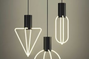 Neon lights redesigned to meet your interior lighting needs