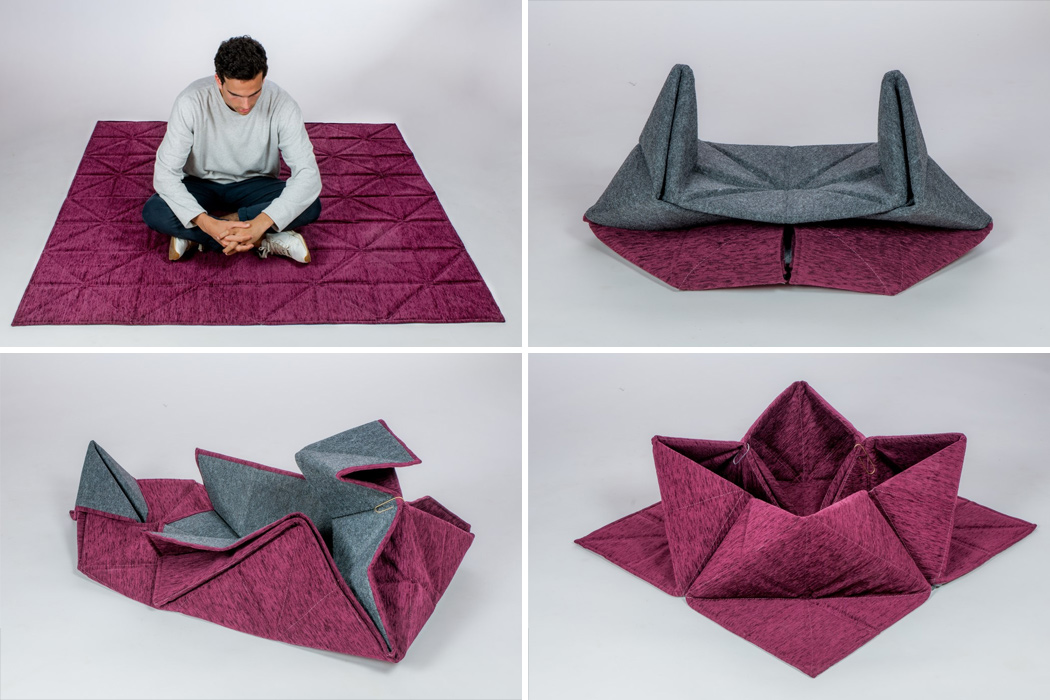 Origami Inspired Product Designs That Will Simply Transform Your Lifestyle Yanko Design
