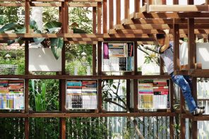 Libraries designed to transport you to the book-lovers dimension!
