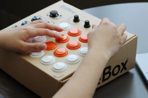 A pocket-friendly DIY cardboard drum kit to kickstart your music production journey!