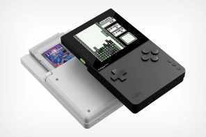 The Analogue Pocket is a Game Boy from an alternate universe that plays games and creates music