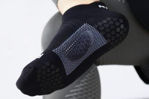 Socks with arch-support technology are designed to enhance your athletic performance