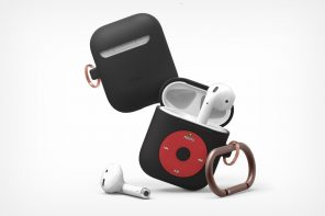 This iPod-inspired AirPods case is a music (and podcast) lover's absolute dream!