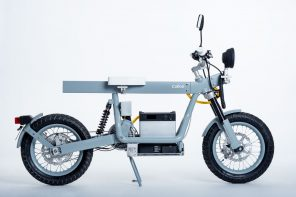 The Ösa e-bike is beautifully minimalist, utilitarian, and also completely modular!