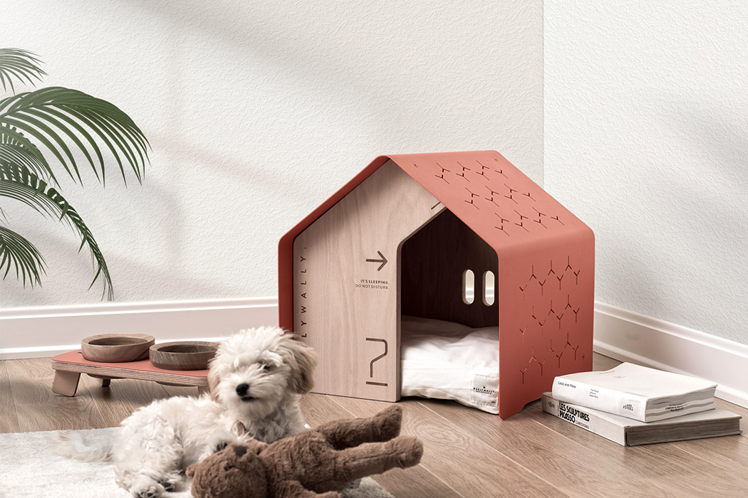 Pet home designs to make your pet feel safe and loved, while perfectly matching your interiors!