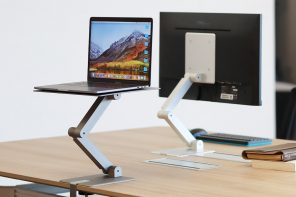 Maxtand gives your laptop an infinitely adjustable Pro Stand without costing $1500