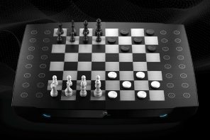Square Off's autonomous chess board has self-moving pieces powered by AI