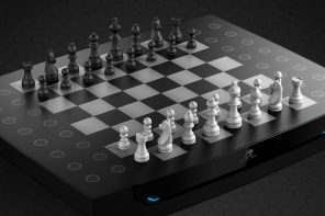 Swappable, AI-powered board games exist and we're finally in the future!