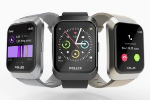 The Pollix is ideal for someone who wants the Apple Watch experience without the price tag